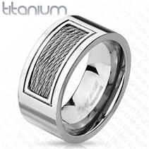 Pánský prsten Titan