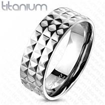 Pánský prsten Titan, vel. 70