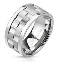 Pánský rotační antistresový prsten