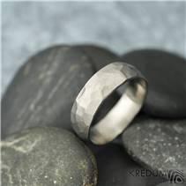 Pánský titanový prsten Klasik Draill