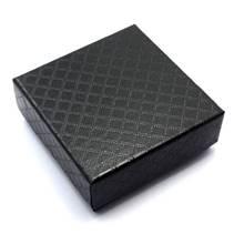 Papírová dárková krabička na kapesní hodinky