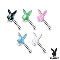 Piercing do nosu - Playboy,