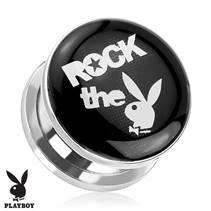 Plug do ucha ROCK the Playboy