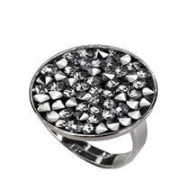 Prsten s krystaly Crystals from Swarovski® CRYSTAL CAL