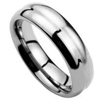 Prsten wolfram, šíře 6 mm