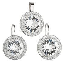 Sada šperků s kameny Crystals from Swarovski® Crystal