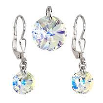 Sada šperků s kamínky Crystals from Swarovski® AB