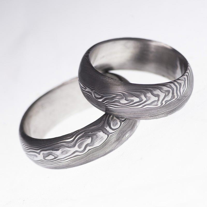 Snubni Prsteny Damasteel Prima Par Sperky4u Eu