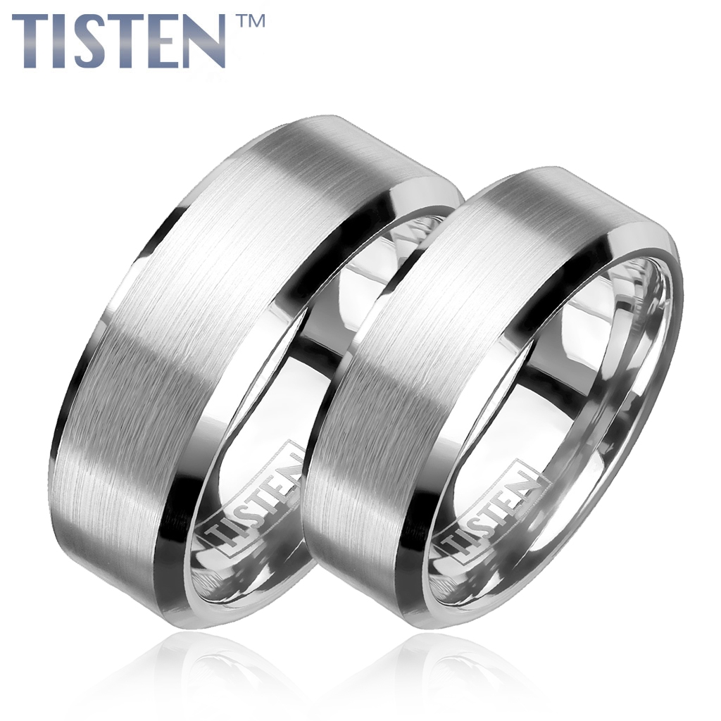 Snubni Prsteny Tisten Par Tis0011 Sperky4u Eu