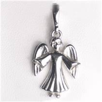 Stříbrný přívěšek andělíček