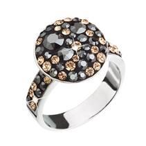 Stříbrný prsten Crystals from Swarovski® Colorado