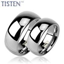 TIS0001 Tistenové snubní prsten - pár