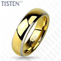 TIS0007 Pánský snubní prsten TISTEN