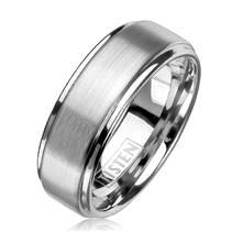 TIS0012 Pánský snubní prsten TISTEN,  8 mm