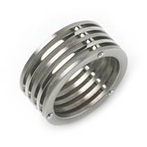 Titanový prsten 0125-0160