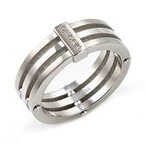 Titanový prsten 0126-01