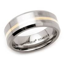 Titanový prsten BOCCIA® 0114-01