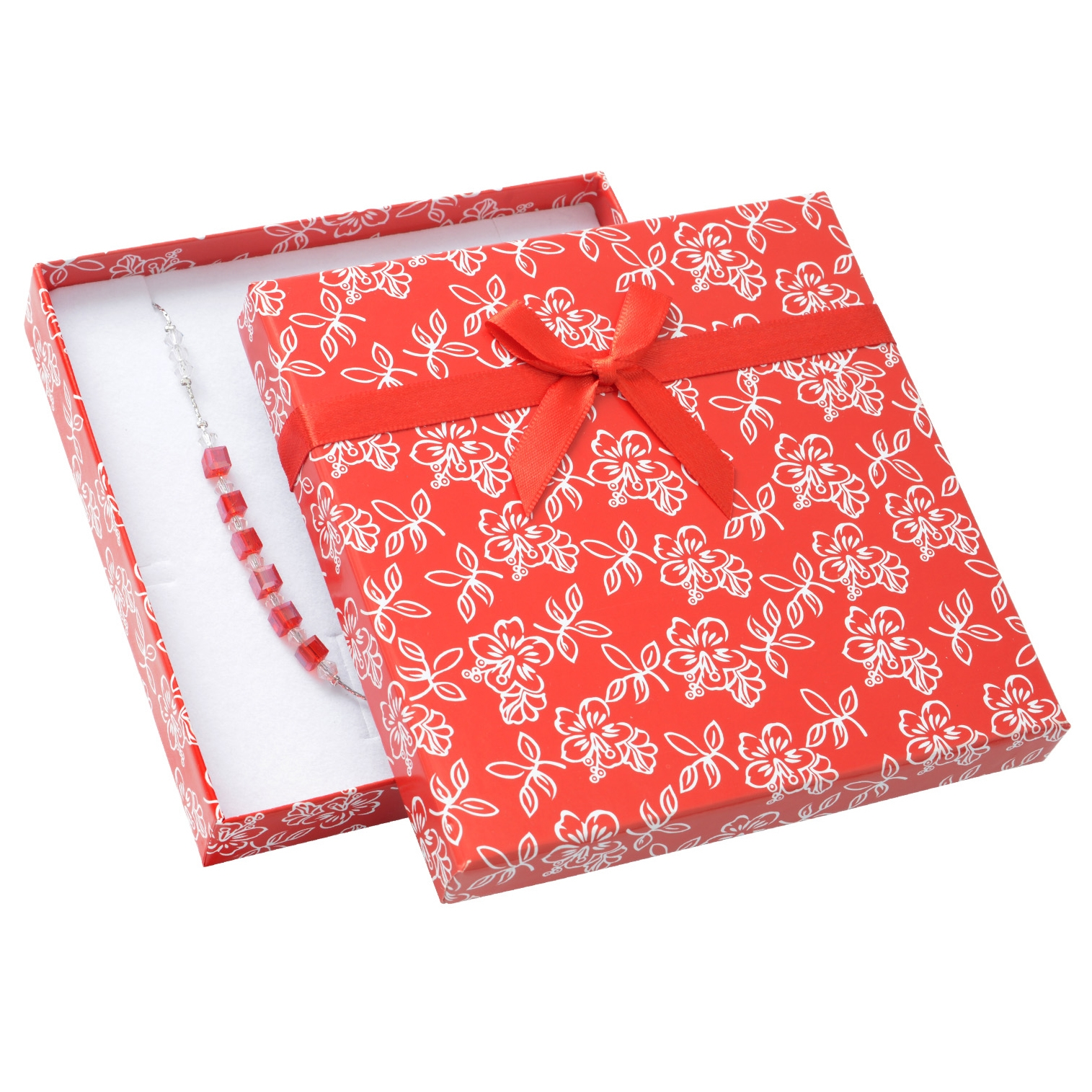 Velká dárková krabička na soupravu šperků 71e0b4ac0d3